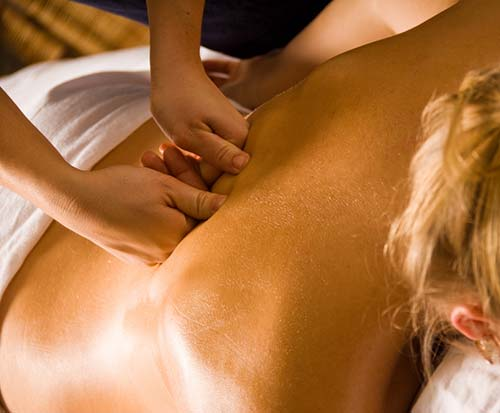 Deep Tissue Massage Therapy in Boca Raton
