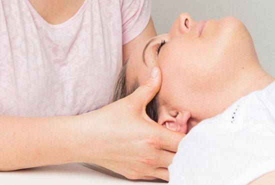 Craniosacral Therapy - Balance Spa