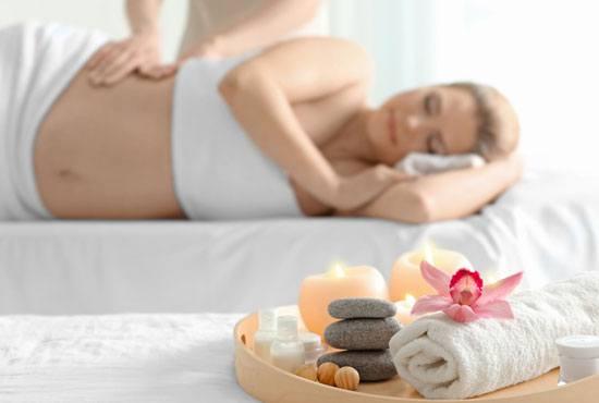 Pre-Natal Massage - Balance Spa