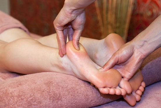 Reflexology - Balance Spa