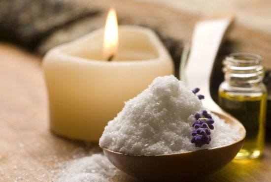 Mineral Salt Scrub - Balance Spa
