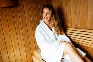 Relaxing Infrared Saunas